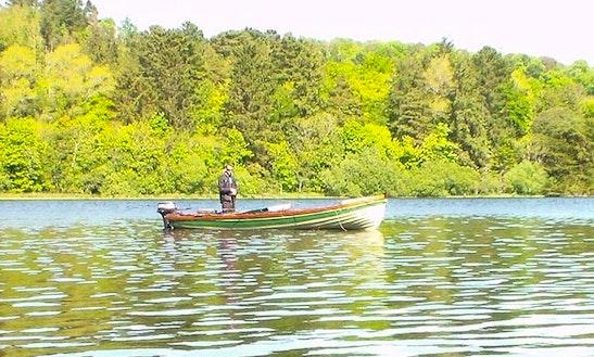 Go Fishing In County Sligo, Ireland On A 2 Persons Dinghy