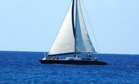 The Caona Sailing Charter In Basseterre