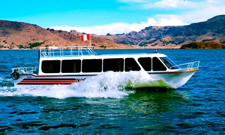 Luxury Speed Boat Tour In Puno