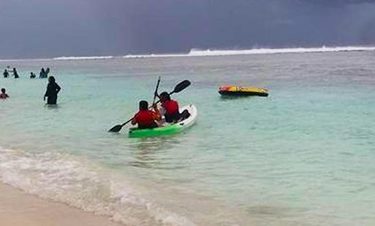 Hit The Waters Of Malé, Maldives On Kayak