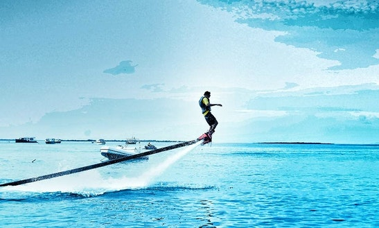 Experience Flyboarding In Male, Maldives