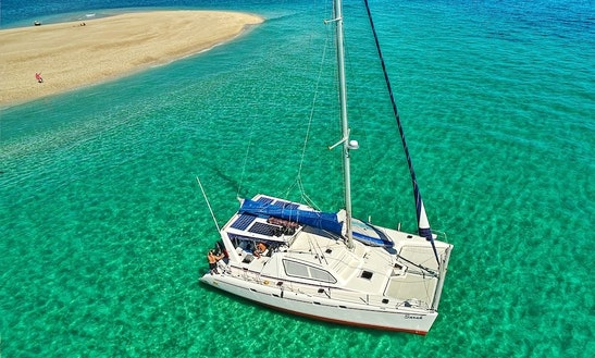 45ft Cruising Catamaran In Zanzibar