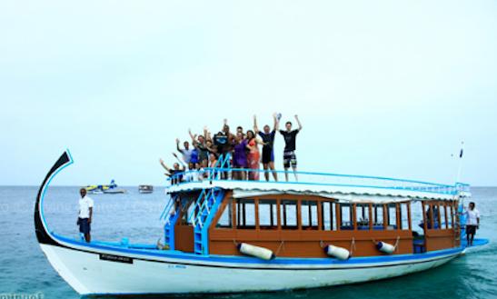 Charter A Passenger Boat In Malé, Maldives