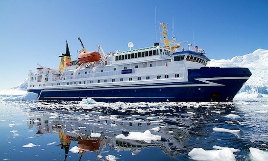 Mv Ocean Nova Adventure Class Cruise In Antarctica