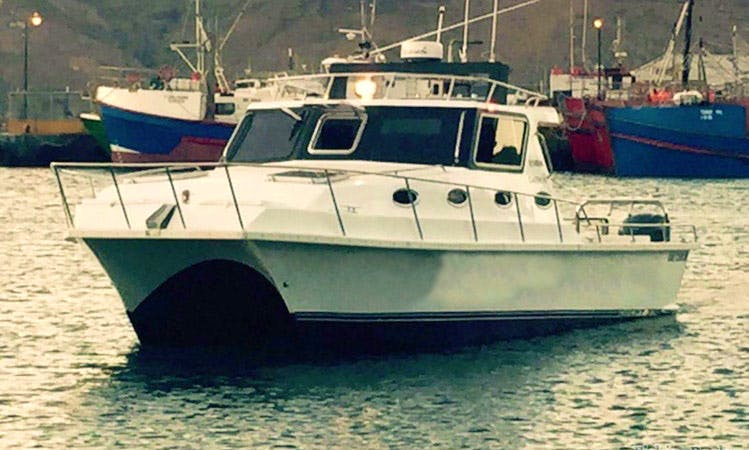 Enjoy Fishing in Cape Town, Western Cape with Captain Wickus