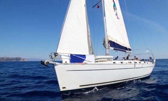 'sunny' Beneteau C.50.5 Charter In Fethiye