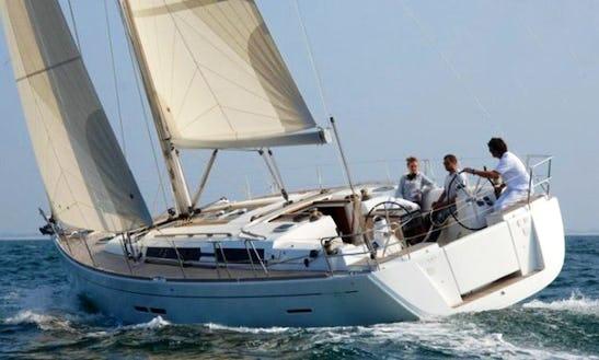 Sailing 'ambiente V' Dufour 445 Gl Charter In Fethiye