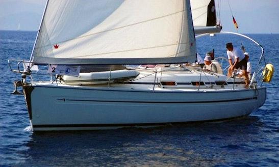 'peter Pan' Bavaria 36 Charter In Marmaris