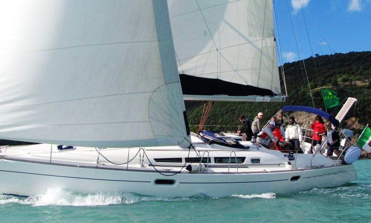 "45' Sun Odyssey ""MondoX"" Cruising Monohull Charter in Porto Venere, Italy"