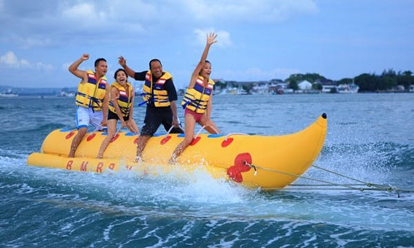 Enjoy Tubing in Ajman, United Arab Emirates