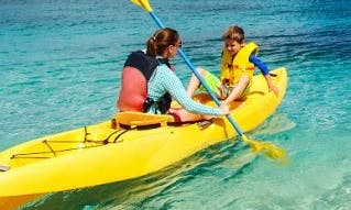 Enjoy Kayaking in Ajman, United Arab Emirates