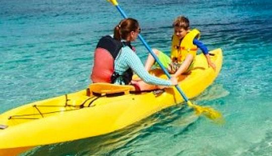 Enjoy Kayaking In Ajman, United Arab Emirates