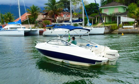 Charter Focker 24 Center Console In Angra Dos Reis, Brazil