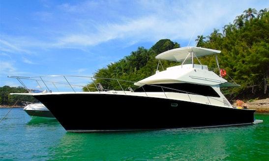 Charter Ocean Pro 55 Motor Yacht In Angra Dos Reis, Brazil