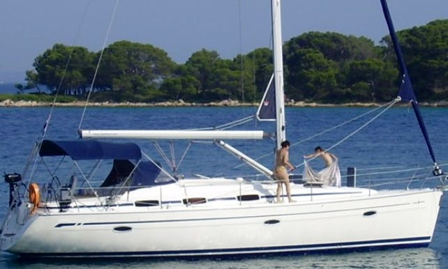 """Sailing Charter On 39ft """"S/Y Dimitra"""" Cruising Monohull In Kavala, Greece"""