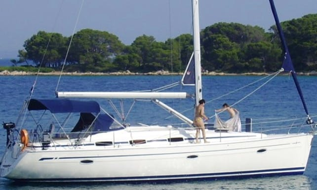 "Sailing Charter On 39ft ""S/Y Dimitra"" Cruising Monohull In Kavala, Greece"