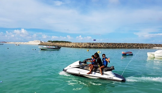 Rent And Enjoy A Yamaha Jet Ski In Malé, Maldives For 2 Person!