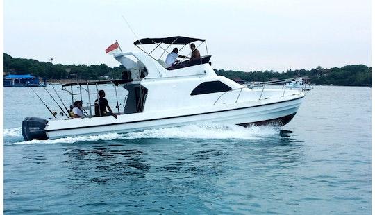 Luxury Cruising Charter On 38ft