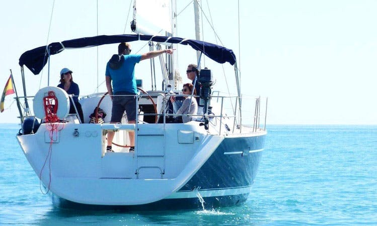 Cruising Monohull rental in Benalmádena