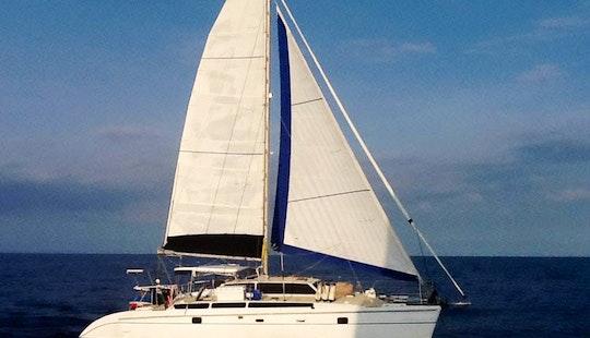 Nakamal 46 Ft Catamaran Sail & Dive Charters From Phuket