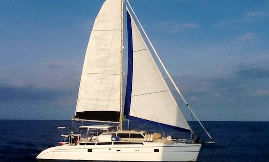 Nakamal 46 Ft Catamaran Sail & Dive Charters From Phuket