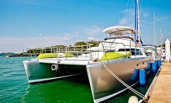 Schionning 48 Cruising Catamaran Charter In Tambon Mai Khao
