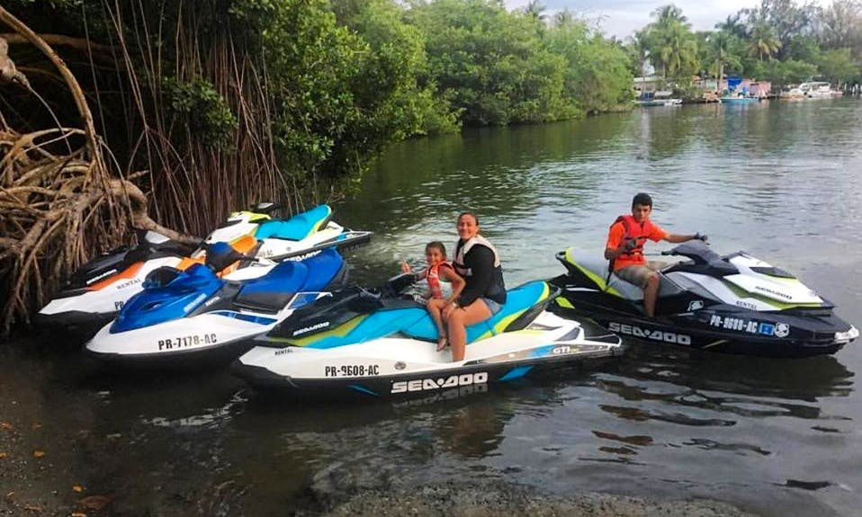 Rent a Jet Ski in Carolina, Puerto Rico