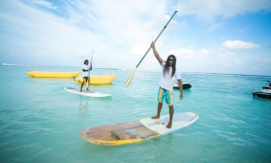 Enjoy Stand Up Paddleboard Rental In Malé, Maldives