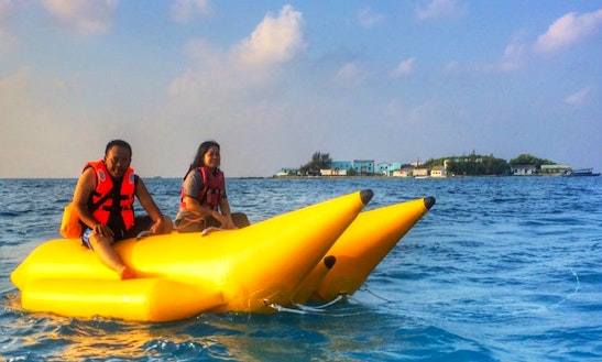 Enjoy Tubing In Malé, Maldives