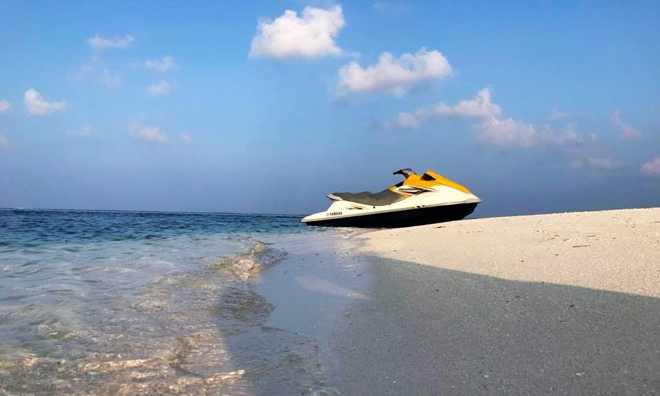 Rent a Jet Ski in Fonadhoo, Maldives