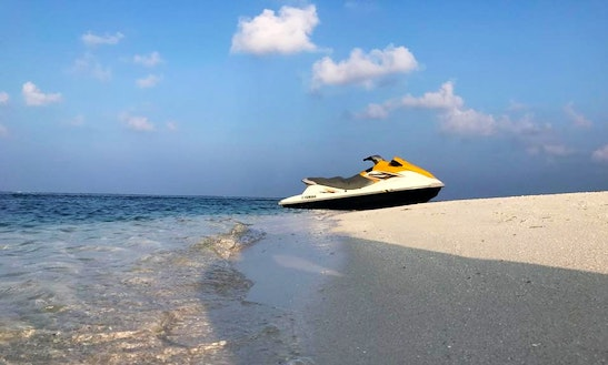 Rent A Jet Ski In Fonadhoo, Maldives