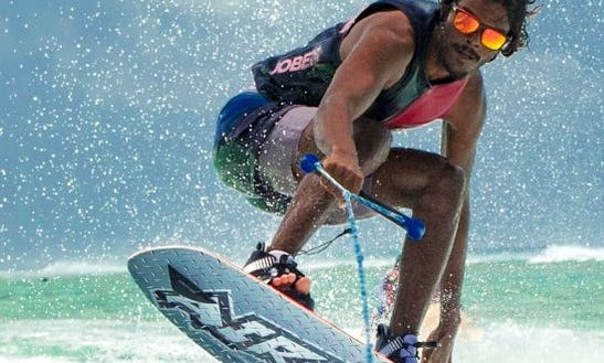 Enjoy Wakeboard Rentals & Lessons In Male, Maldives