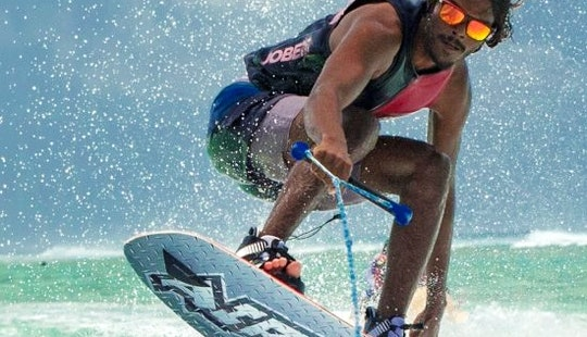 Enjoy Wakeboard Rentals And Lessons In Male, Maldives