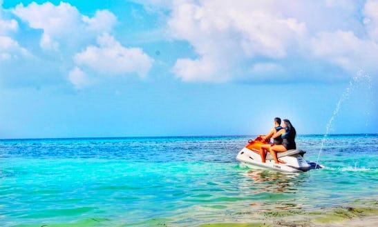 Rent A Jet Ski In Himmafushi, Maldives