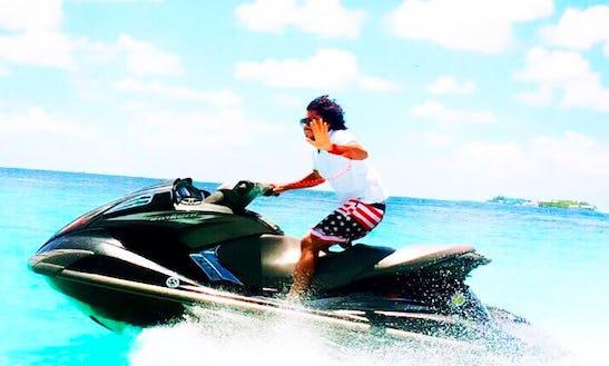 Explore Gulhi, Maldives By Jet Ski