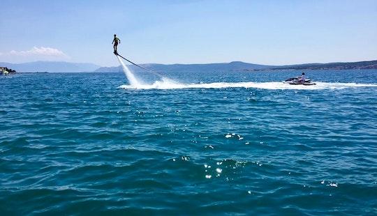 Enjoy Flyboarding In Crikvenica, Primorsko-goranska županija