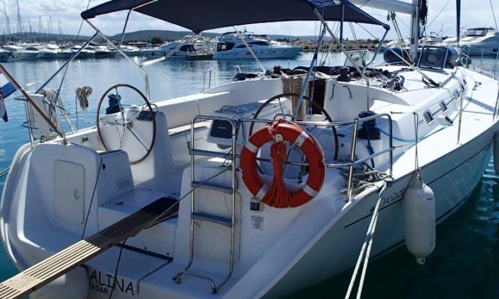 Charter 51' Cyclades 50.5 Cruising Monohull in Sukošan, Croatia