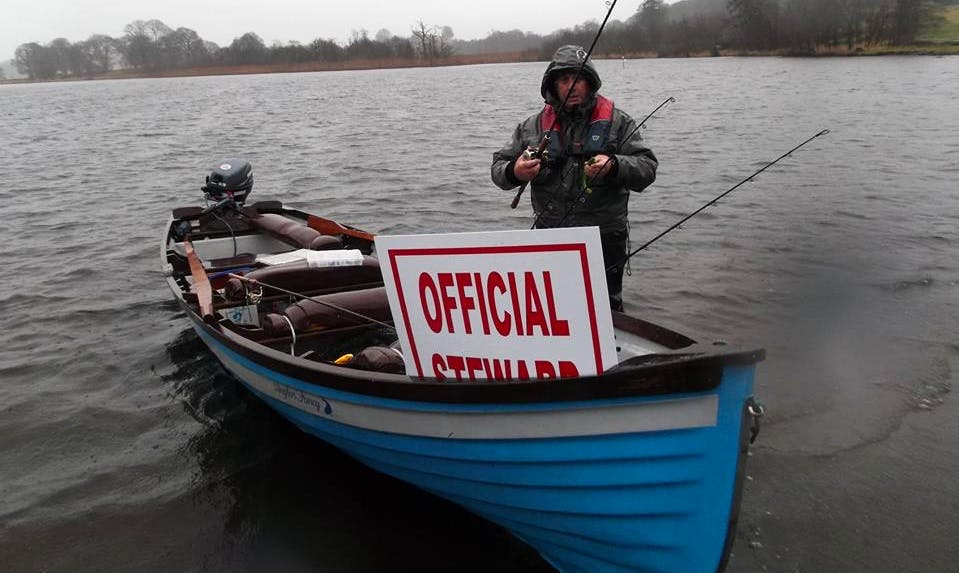 Come and do Some Fishing in this Wonderful Country Ireland with your Friends on Dinghy