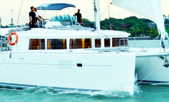 45' Cruising Catamaran