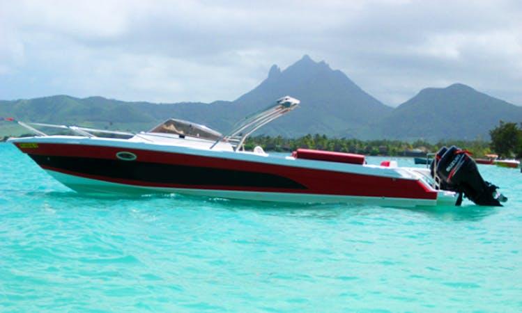 Charter 33' Legend Cuddy Cabin in Trou d'Eau Douce, Mauritius