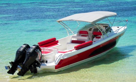 Charter 33' Cuddy Cabin In Trou D'eau Douce, Mauritius