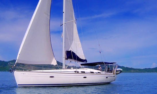 Bavaria 46 Sailing Yacht For Rent In Krabi, 6 Guests