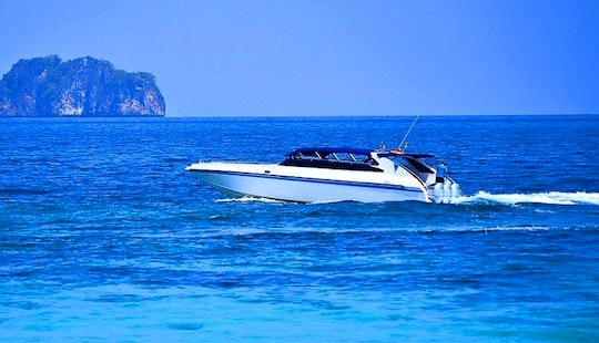 Early Riser Phi Phi Island Trip By Speedboat