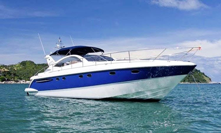 Cruise on Hip Horizons in Ko Samui, Thailand on a Motor Yacht Charter