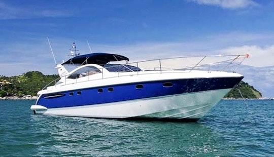 Cruise On Hip Horizons In Ko Samui, Thailand On A Motor Yacht Charter