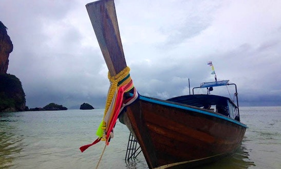 'long Tail' Boat Private Tour 2 Days In Koh Phi Phi, Krabi