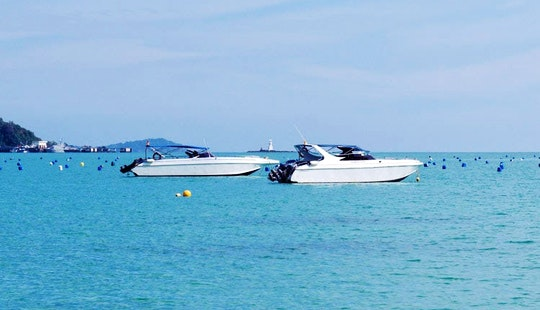 Private Speedboat Charter Phuket - Coral Island - Single Engine - Full Day