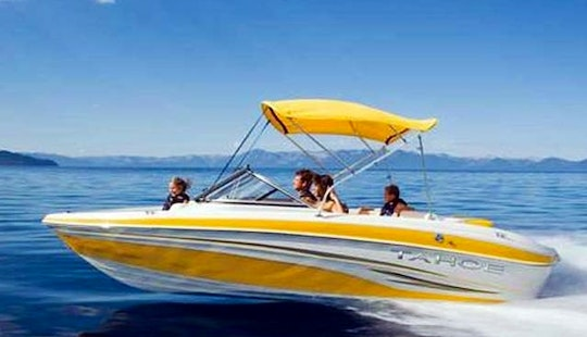 Rent 16' Tahoe Bowrider In Krk, Croatia