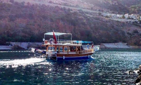 Captain Boat Tours From Antalya, Turkey