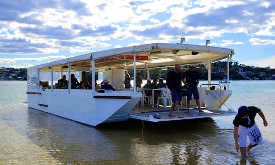 Experience The Mv Port Hacking Explorer Ii  In Cronulla, Australia